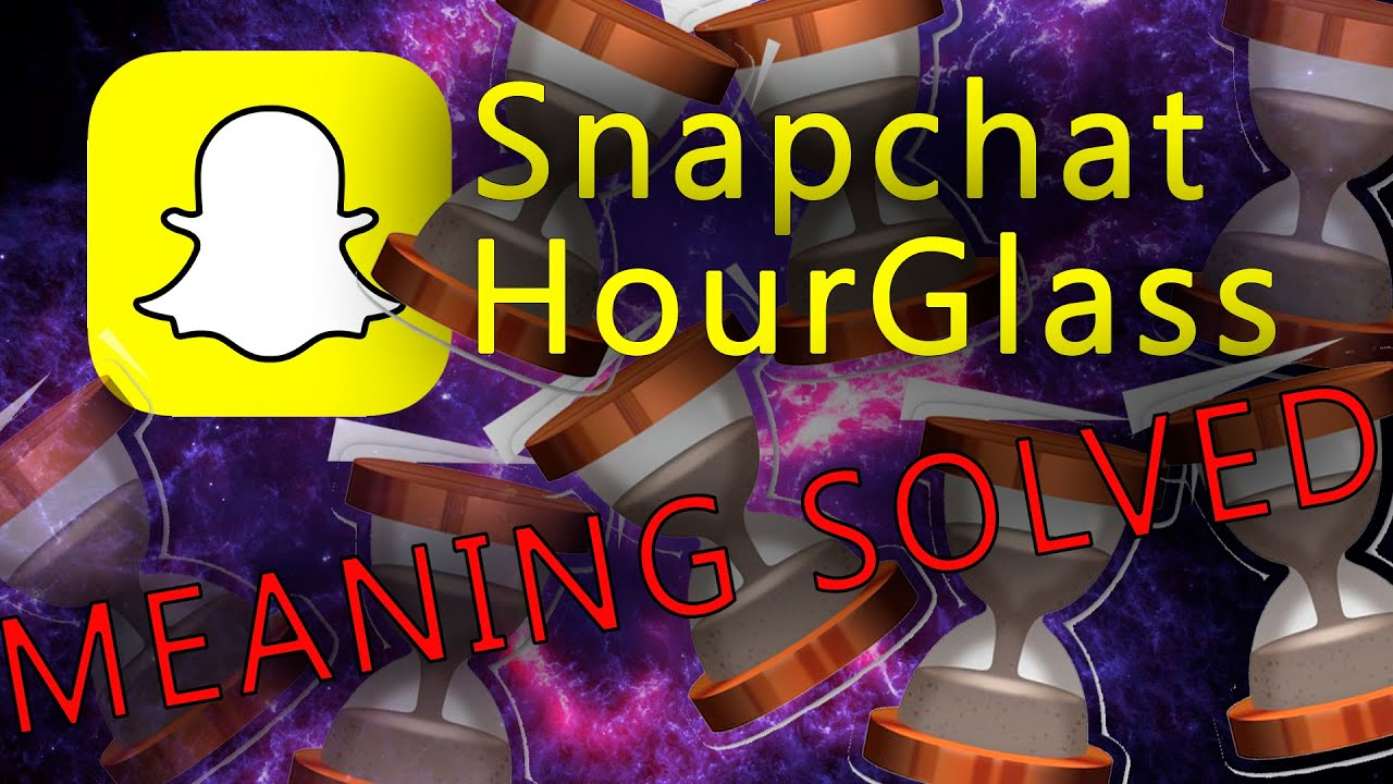 Snapchat emoji meanings everything you need to know - Snapchat Hourglass Emoji Meaning Solved Fast Explanation