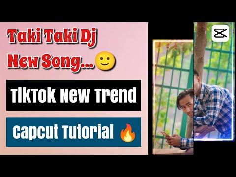 Taki Taki New Song || Capcut Edit Tutorial || TikTok New Trend 🙂