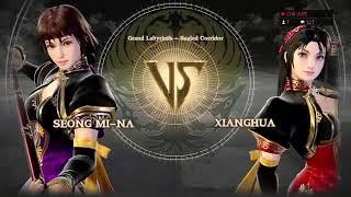 PS4 Stream (12/14/19): Soulcalibur VI: Season 2 Online Matches [Seong Mi-na]