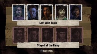 The Walking Dead: 400 Days Walkthrough - Achieving The Perfect Ending