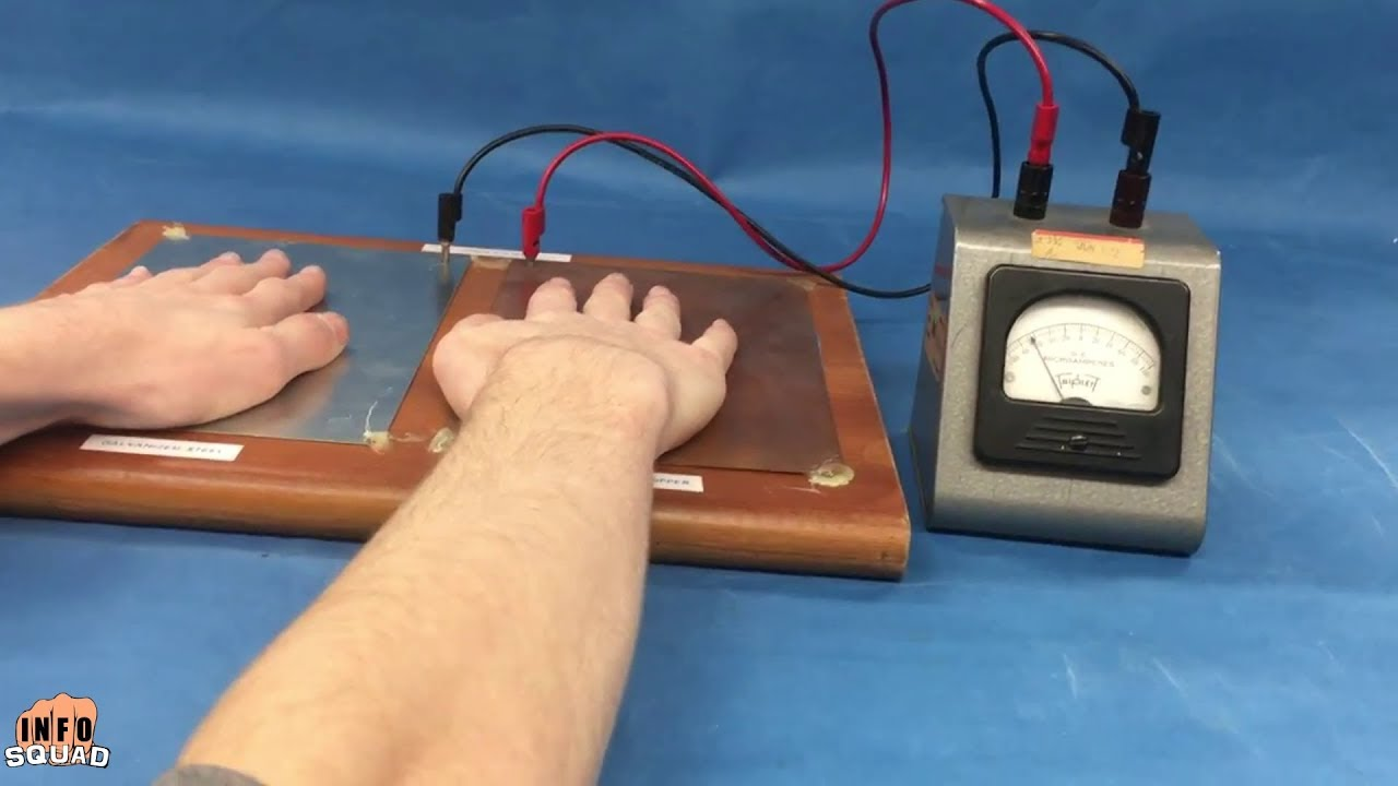 The Human Battery: Powering Gadgets From The Human Body ...