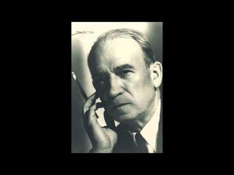 """Pablo Sorozábal: Dúo-Habanera «Qué tiempos aquellos» de """"La del manojo de rosas"""" (1934)."""