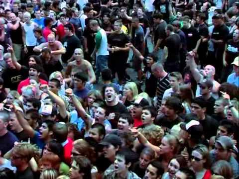 Poison The Well - Botchia (Live Vans Warped Tour 2003)