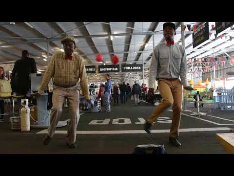 Soweto Tap Dancers - The Great Hustle Of Life - Johannesburg