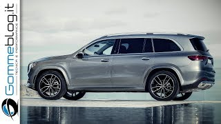 2020 Mercedes GLS - LARGE LUXURY SUV