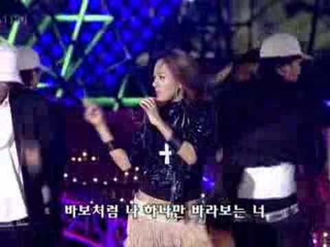 CHAE YEON - TWO OF US & MY LOVE (LIVE 2007) [XVID HQ]