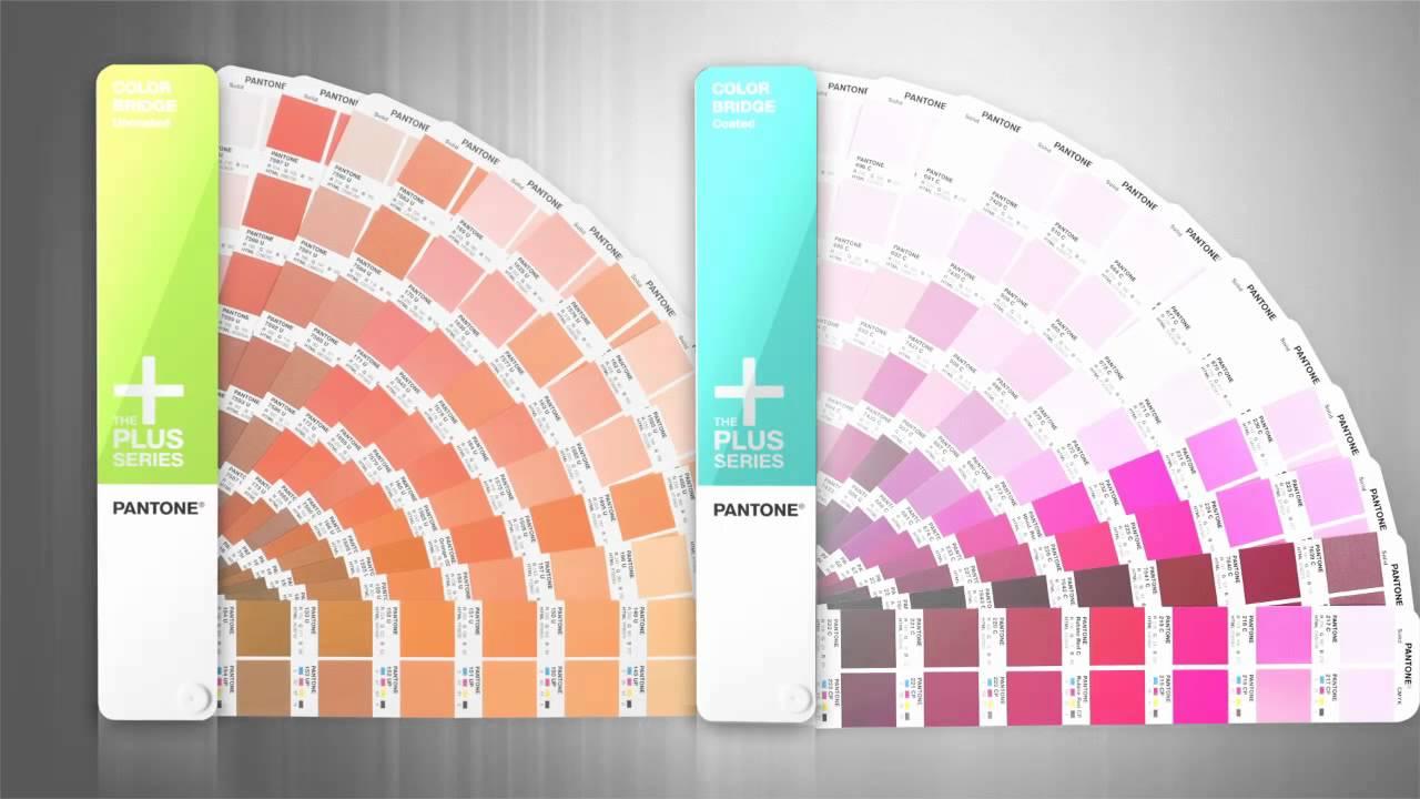 Pantone Book Color Bridge | Coloring Pages