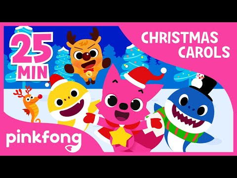 Best Carols for Kids | Christmas Carols | +Compilation | Pin