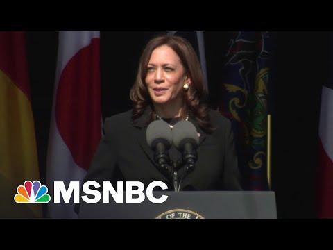 See Vice President Kamala Harris' Speech On 9/11 Anniversary