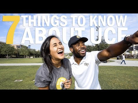 7 THINGS TO KNOW ABOUT UCF! | THE CAMPUS KNIGHTS
