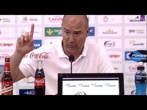 Rueda de Prensa Post Partido | Jornada 37 | Real Jaén 1 - 2 Cartagena