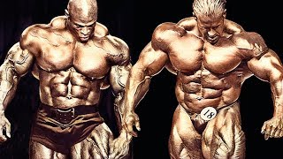 Ronnie Coleman and Jay Cutler - LEGENDARY MR. OLYMPIA RIVALRY MOTIVATION