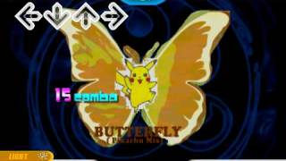 Step Mania - Butterfly (Pikachu Remix)