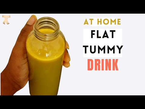 how-to-get-a-flat-stomach-in-1-week-without-exercise-|-lose-belly-fat-in-1-week