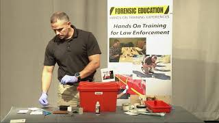 More Fingerprinting Techniques 1 - Forensic Education