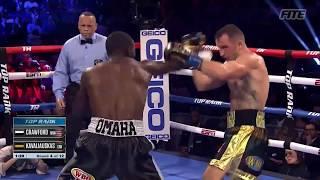 Terrence Crawford vs Egidijus Kavaliauskas Full Highlight