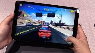 Samsung Galaxy Tab A 10.5 Hands-on (English)