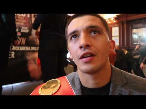 LEE SELBY ON WORKING WITH FRANK WARREN AGAIN, JOSH WARRINGTON, RESPONDS ON HEARN COMMENTS