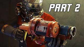 PREY Walkthrough Part 2 - Phantom (1440p PC Gameplay Ultra Let