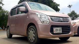 Japanese Suzuki Wagon R  | Complete Review | 660 cc