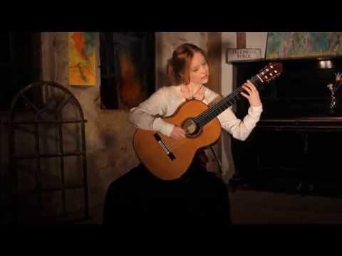 Tatyana Ryzhkova performes F. Chopin Valse op. 69 no. 2