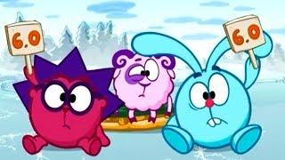 Лёд - Смешарики 2D | Мультфильмы для детей