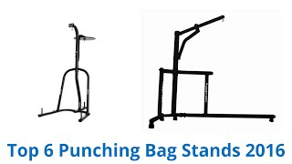6 Best Punching Bag Stands 2016