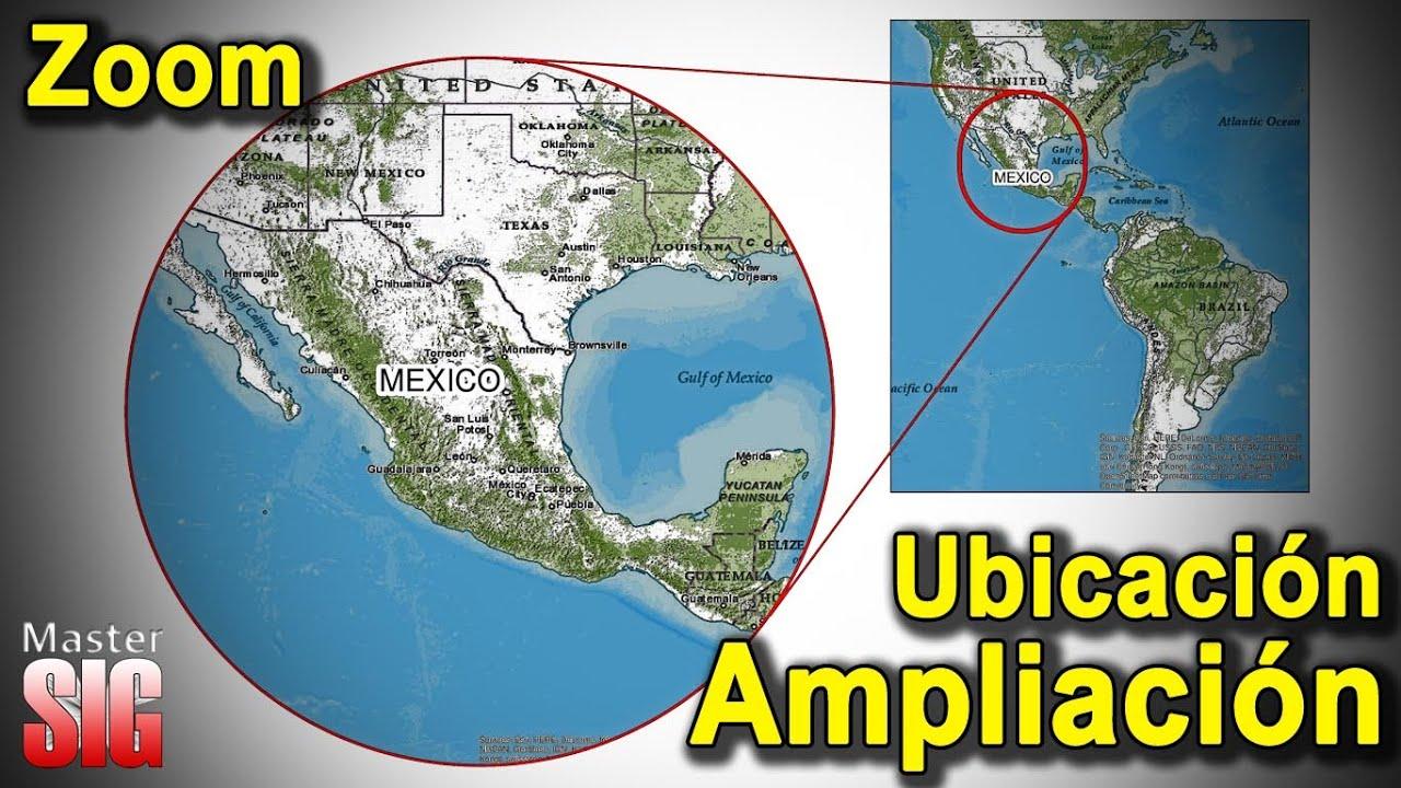 Como hacer un mapa de ubicaci n en arcgis mastersig for Como crear un plano