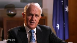 China Must Rein In North Korea, Australia's Turnbull Says