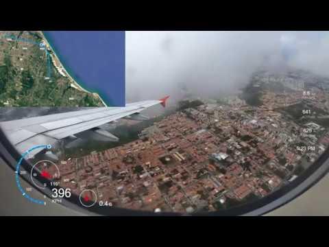 Flight Vlog #2 Fortaleza-Salvador, Brazil