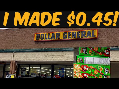 LIVE Penny Shopping At Dollar General 2018