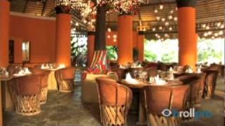 dreams la romana resort spa dominican republic dining b roll travel video footage