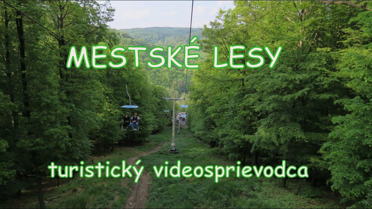 aec83fd5b Mestské lesy - Turistický sprievodca - YouTube