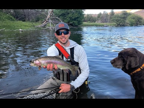 FLY FISHING CENTRAL OREGON 2018 - EP 01