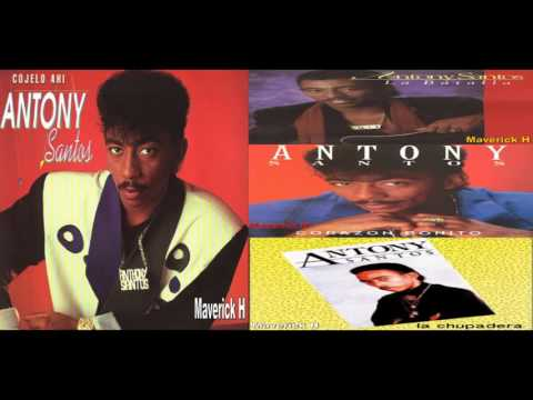 Anthony Santos Merengue Clasico Mix #1 ♫ ★Maverick H