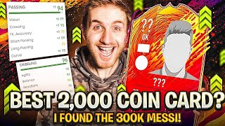 Best 2,000 Coin Card in FIFA 20?