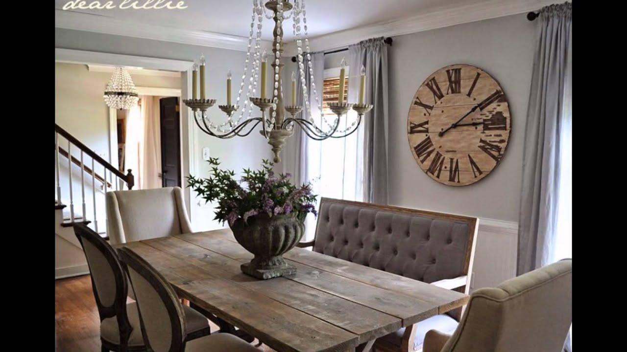Farmhouse Table | Farmhouse Table Diy | Farmhouse Table Bench