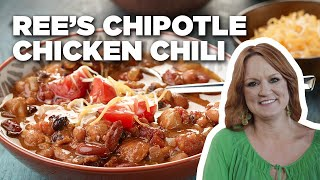 Ree's Chipotle Chicken Chili | Food Network