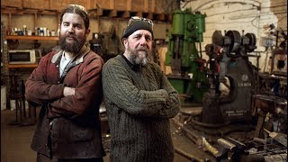 Father & Son Duo Preserve UK's Blacksmithing Traditions: Forged In Britain