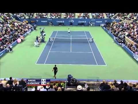 Rafael Nadal vs Novak Djokovic - US Open 2010 Final (Quick Highlights)