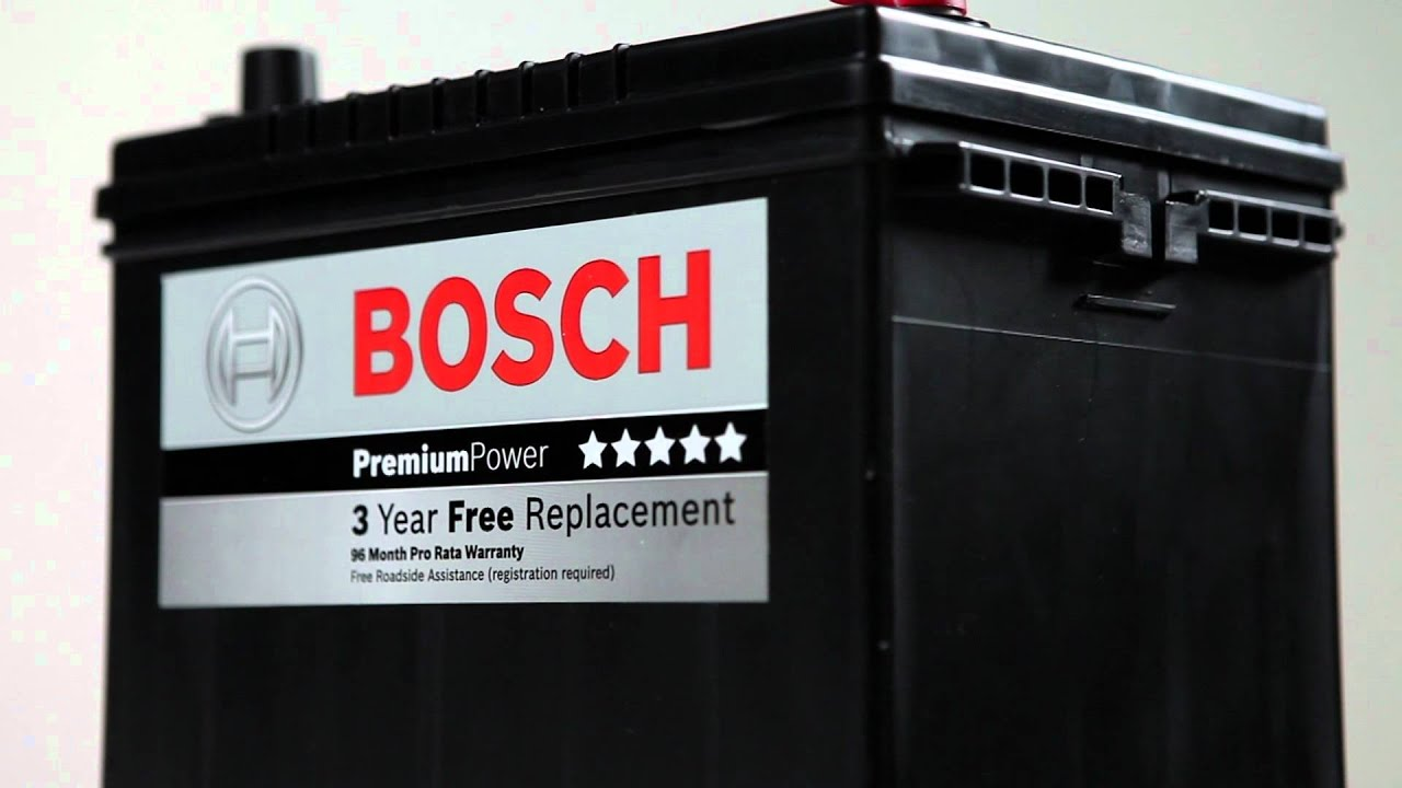 Bosch Premium Performance Battery Pep Boys Youtube