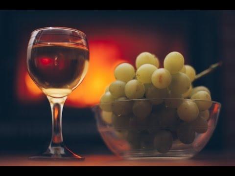 Домашнее вино из винограда или как сделать домашнее вино - YouTube