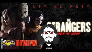 Movie Planet Review- 232: Recensione The Strangers- Prey At Night