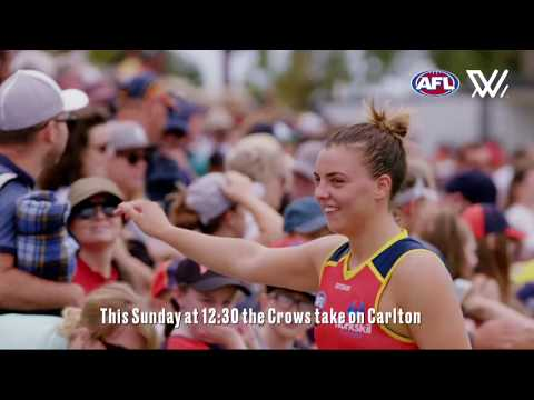 2019 NAB AFL Women's Grand Final - Sunday 31st March at Adelaide Oval