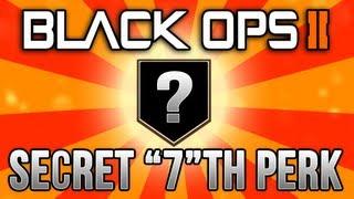 "The Secret ""7th Perk"" ! Black Ops 2 Zombies: Tranzit"