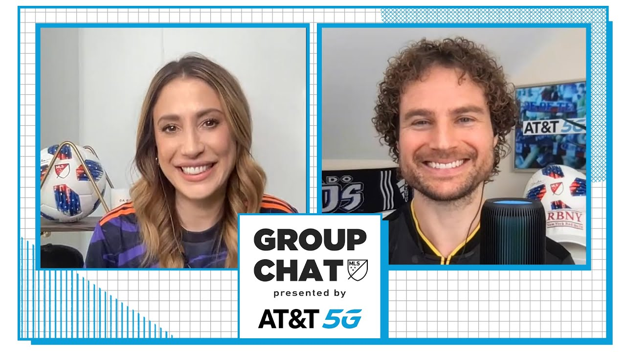 Superheroes, Style, and Swagger   Group Chat pres. by AT&T 5G