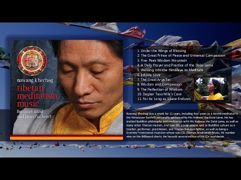 Nawang Khechog – Tibetan Meditation Music (90-Second Sampler)
