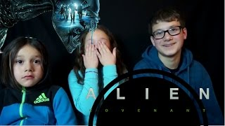 ALIEN: COVENANT Official Trailer #2 Reaction!!!