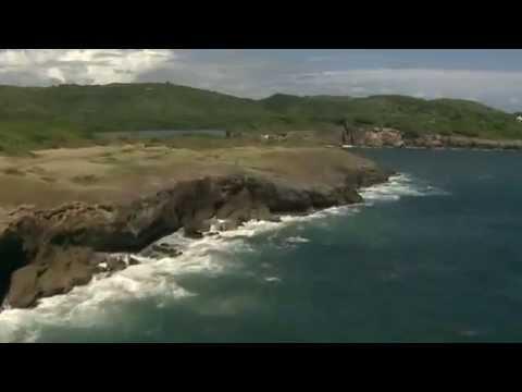 Des images de la Martinique vue du ciel !