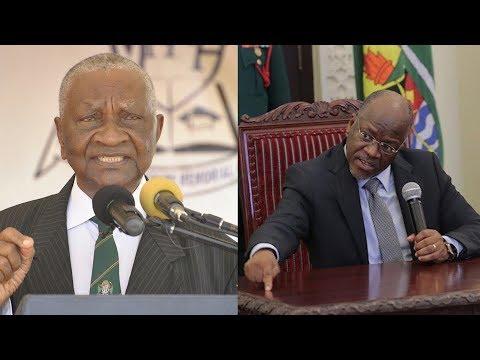Pius Msekwa Ashangazwa na Uongozi Wa Rais Magufuli
